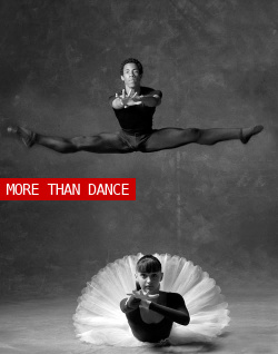 MORE THAN DANCE